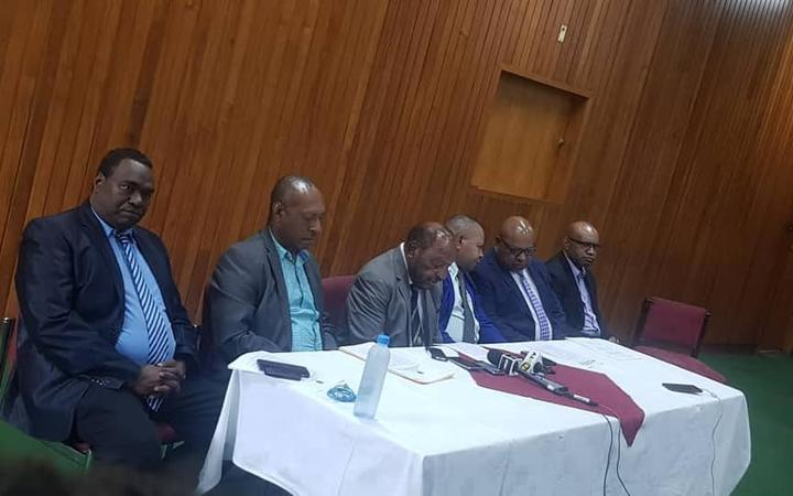 PNG government approaches breaking point.