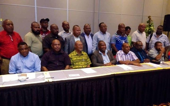 Pressure mounts as defections from PNG government continue.