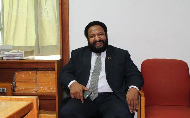 PNG govt accused of sitting on whistleblower legislation.