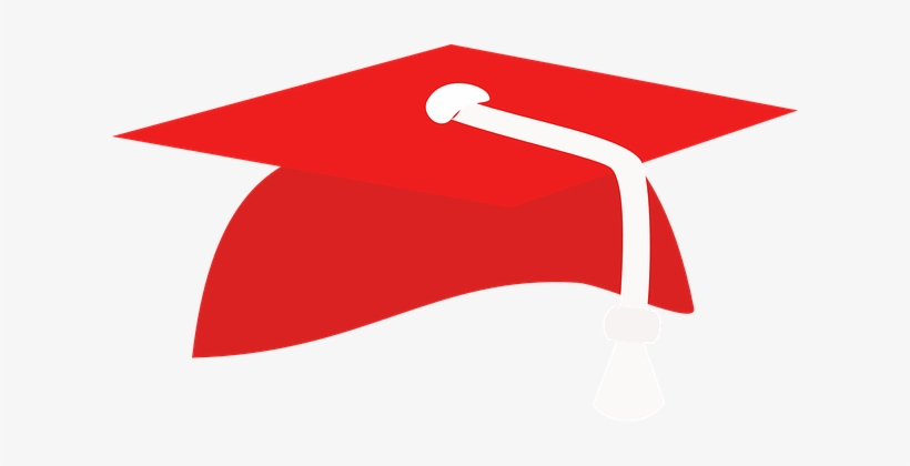 Graduation Cap Mortarboard Student Post.