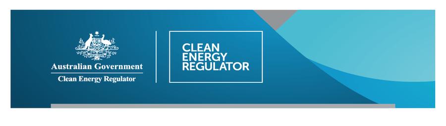 Clean Energy Regulator.
