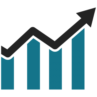 Graph Icon Png #430831.