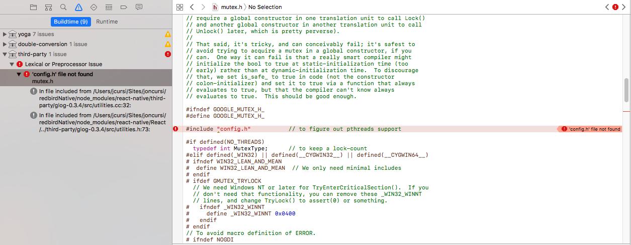 Xcode 10: third.