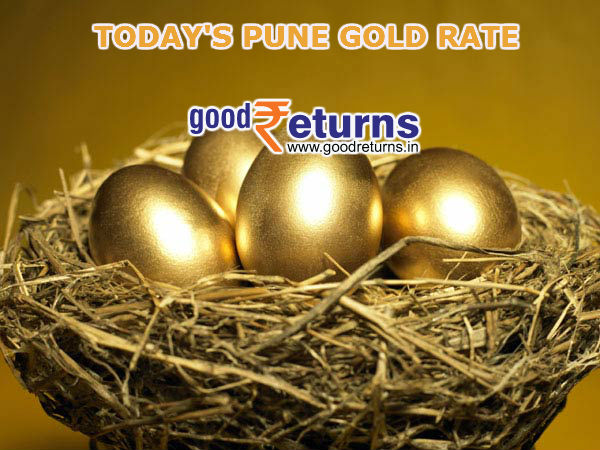 Todays Gold Rate in Pune, 22 & 24 Carat Gold Price on 11th.