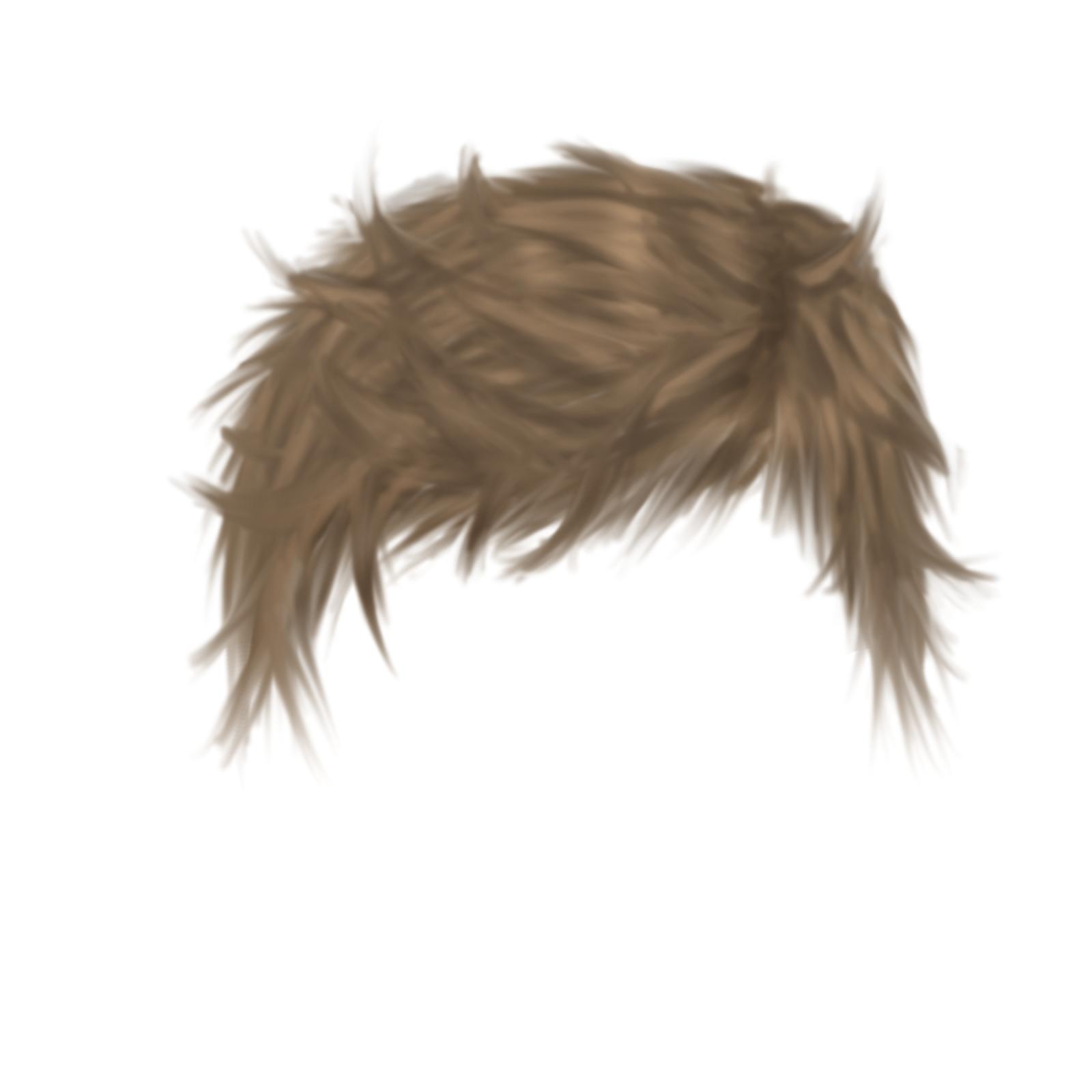 Part01] Real Hair PNG Zip File Free Download.