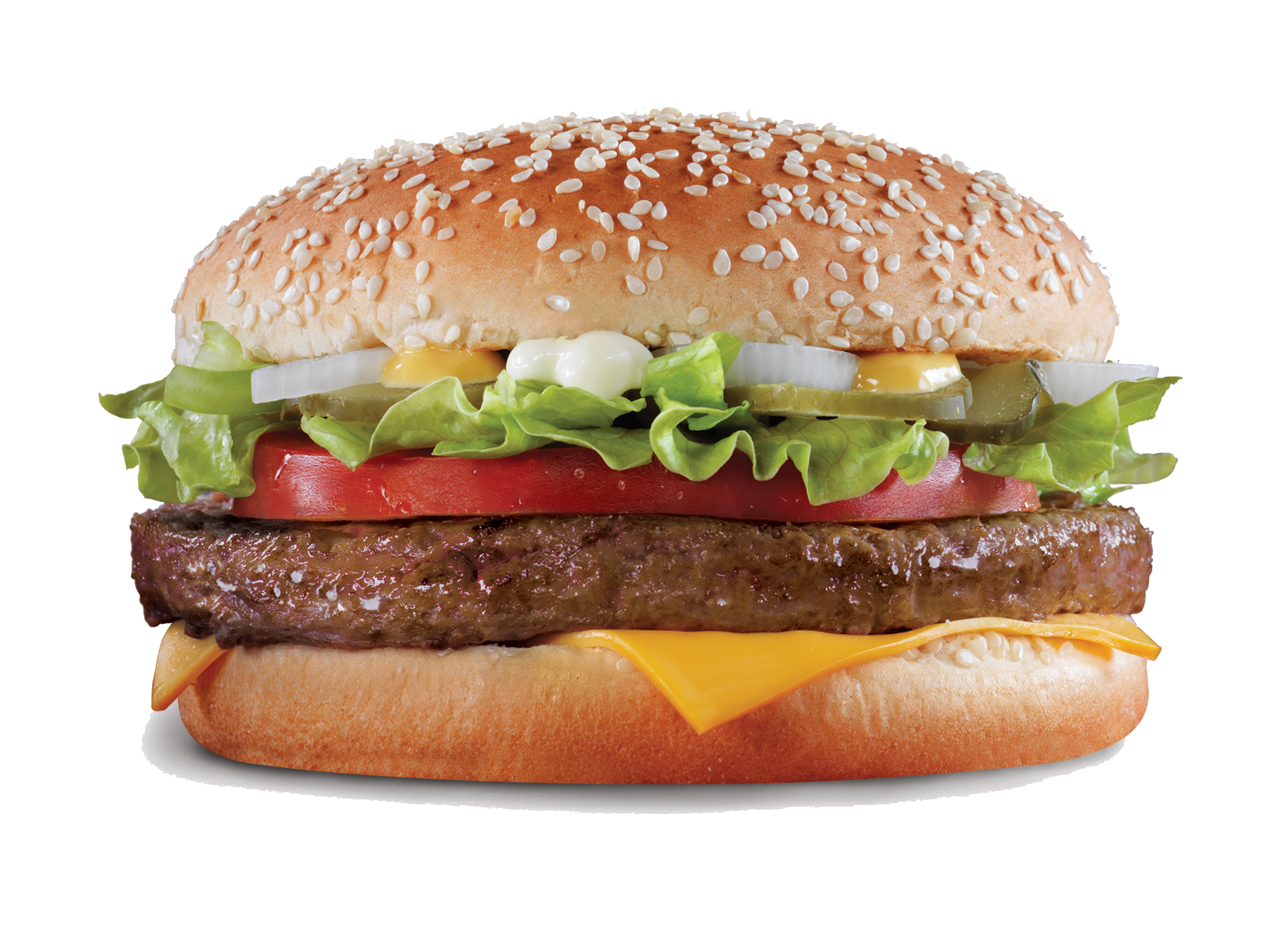 Burger PNG Transparent Images.
