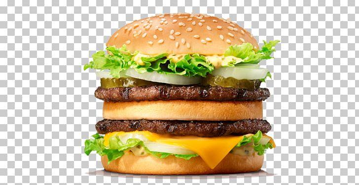 Big King Whopper Hamburger Cheeseburger Burger King PNG.