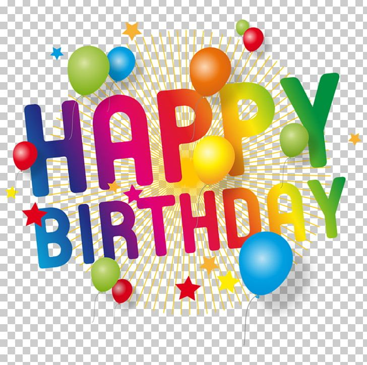 Birthday Cake Happy Birthday To You PNG, Clipart, Balloon.