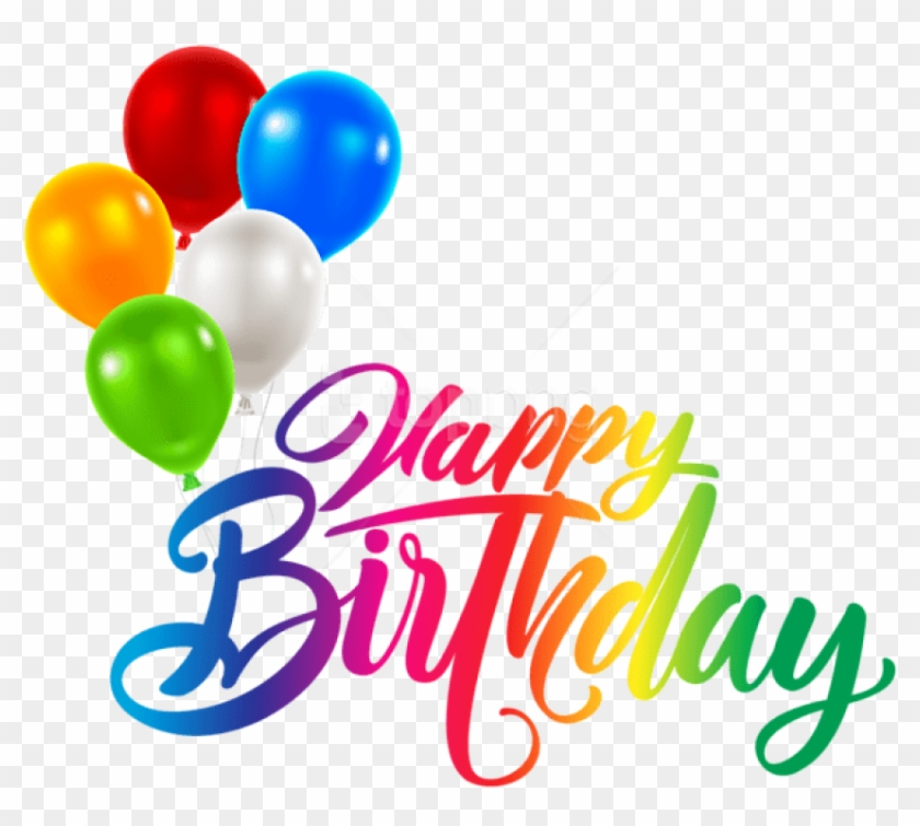 Free Png Download Happy Birthday Png Images Background.