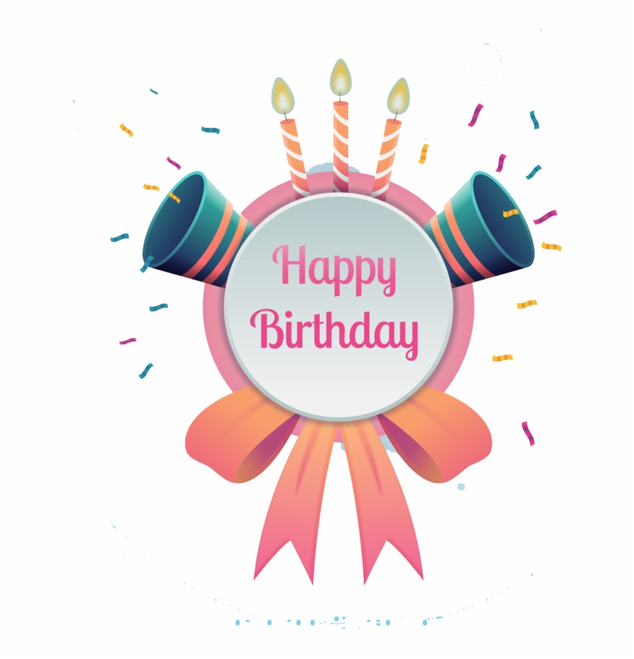 Happy Birthday Png Download.