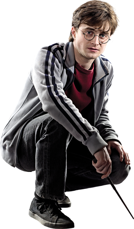 Harry Potter PNG Pic.