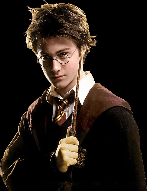 Harry Potter Wand transparent PNG.