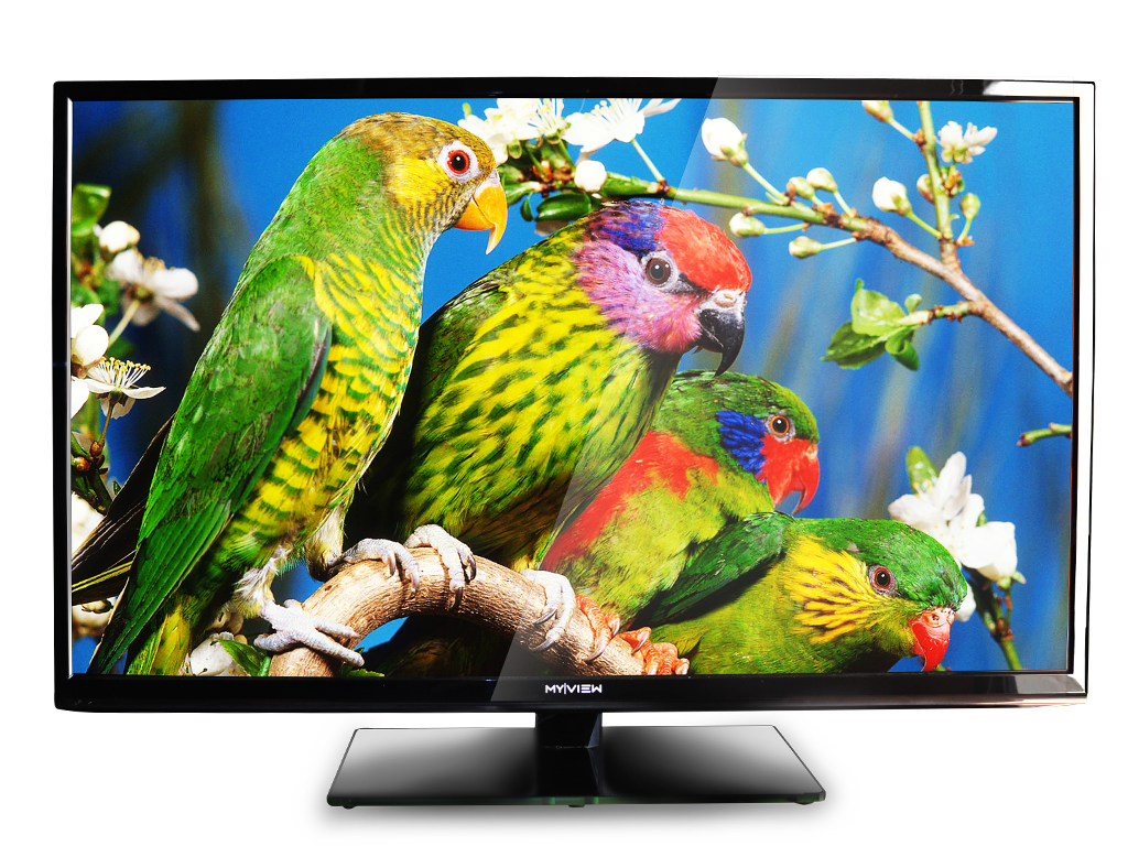 LED Television PNG HD.