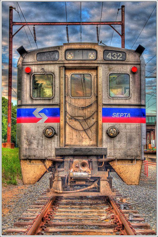HDR Train.