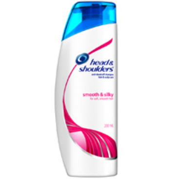 Head And Shoulders Shampoo.