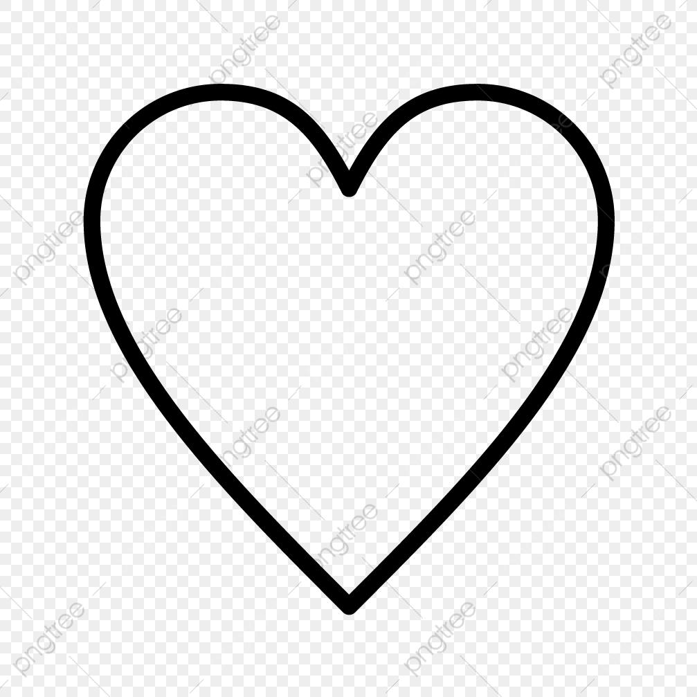 Vector Favorite Icon, Like Icon, Heart Icon, Favorite Icon.