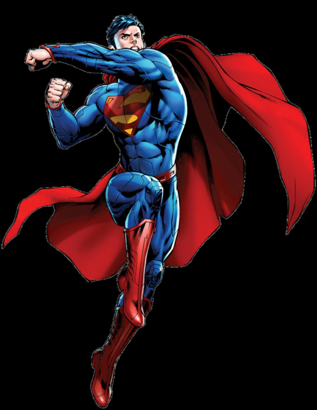 Download Superman Image HQ PNG Image.