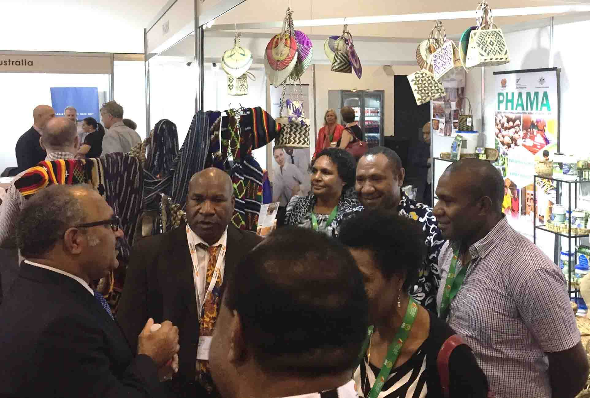 PNG ready to go on show at expo.