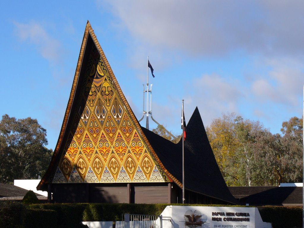 Canberra, Papua New Guinea High Commission.