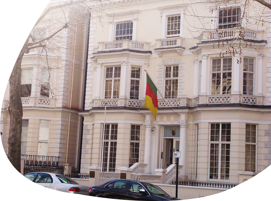 Cameroon High Commission.