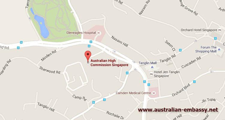 Australian High Commission Singapore.