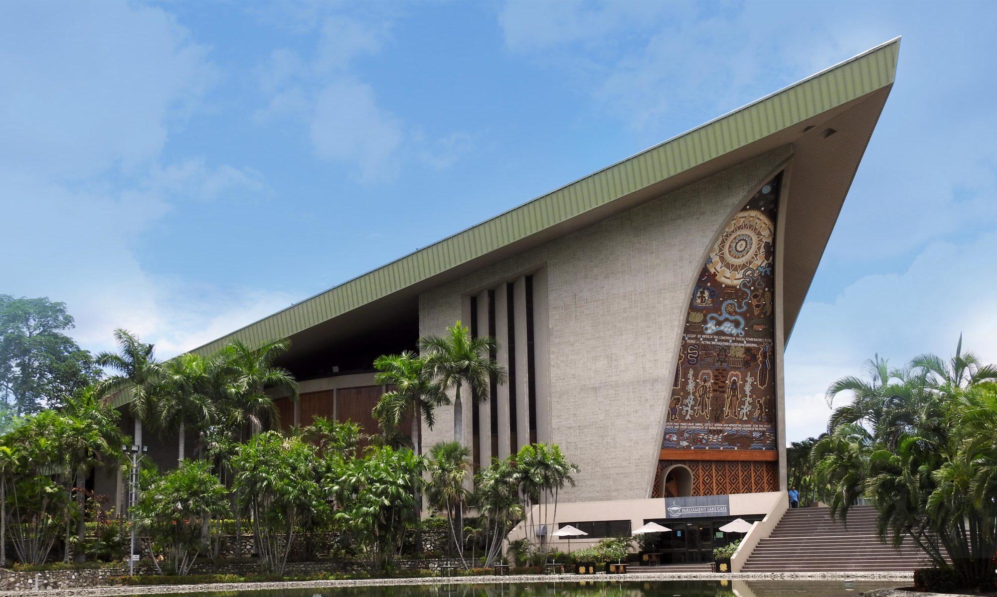 Papua New Guinea High Commission.