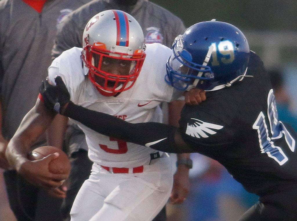 Statewide Week 2 Texas high school football scores.