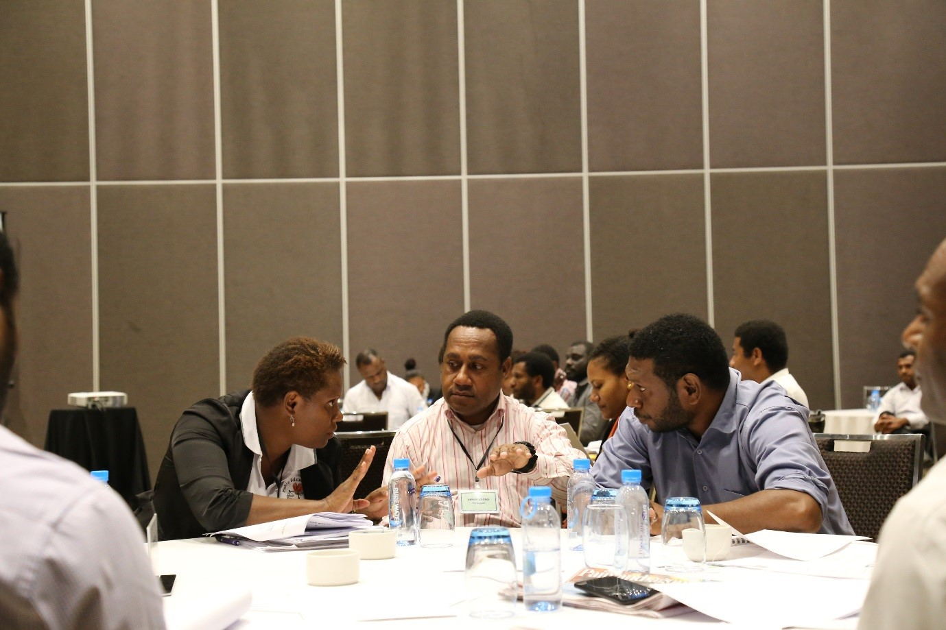 Court advocacy skills of lawyers strengthened through training.