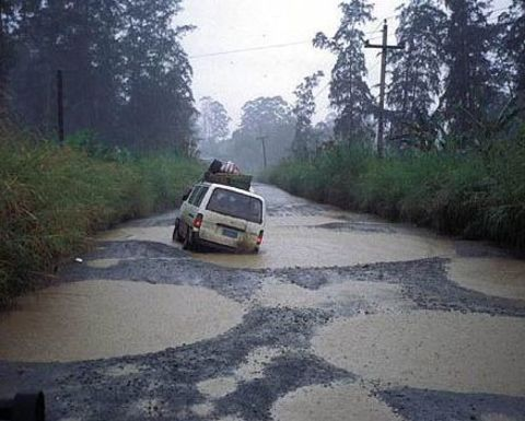 Highlands highway to get critical upgrade.