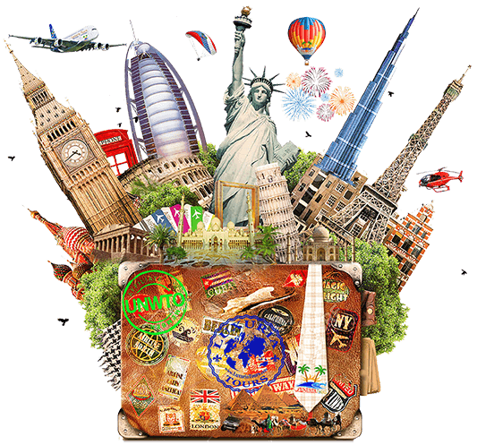Luxuria Tourism & Events » Luxuria\'s Holiday Packages.