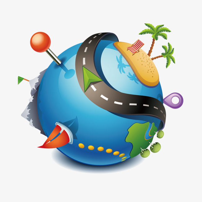 Download Free png Universal Holiday Travel Route, Travel.