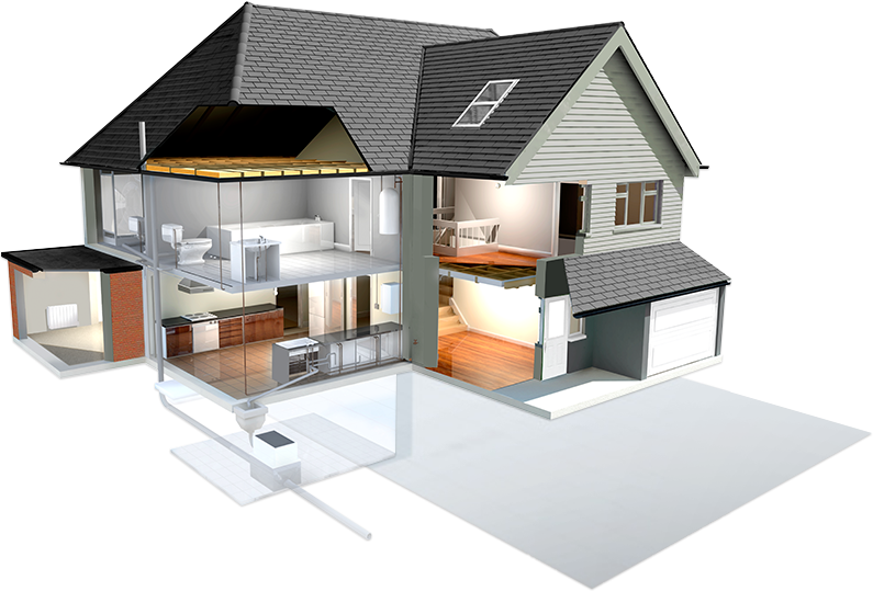 House Image PNG #167.