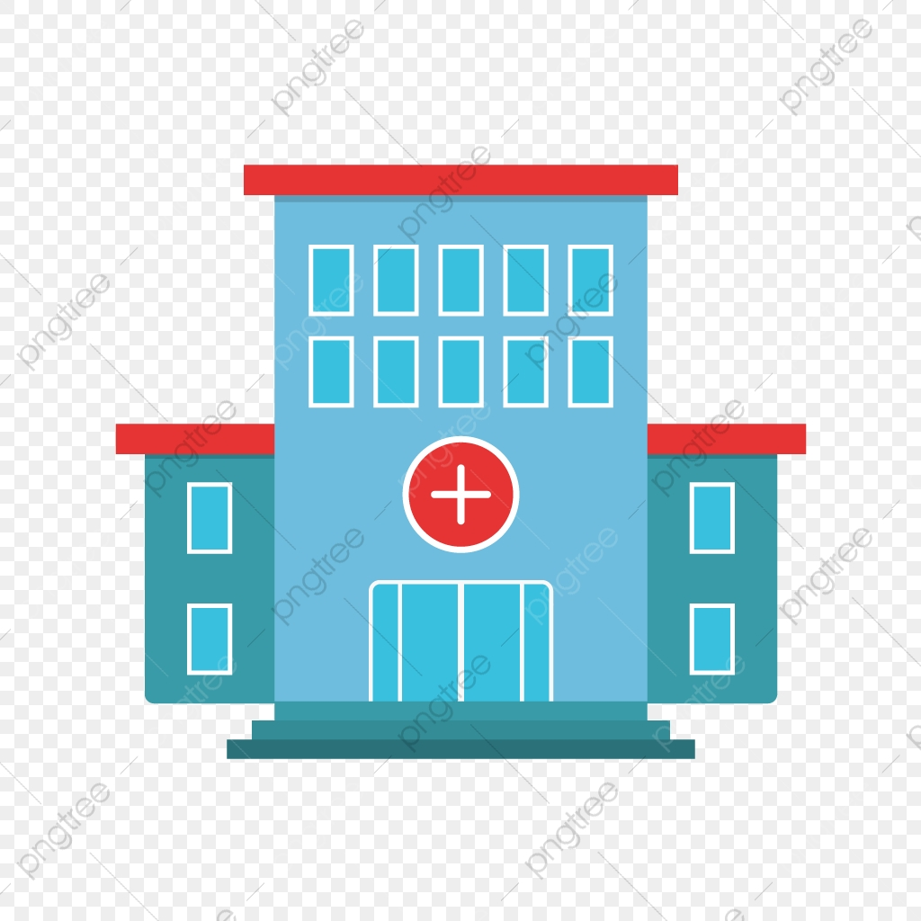 Vector Hospital Icon, Hospital, Healthcare, Medical PNG and.
