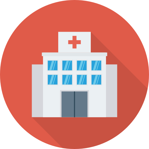 Hospital Icon Png #343848.