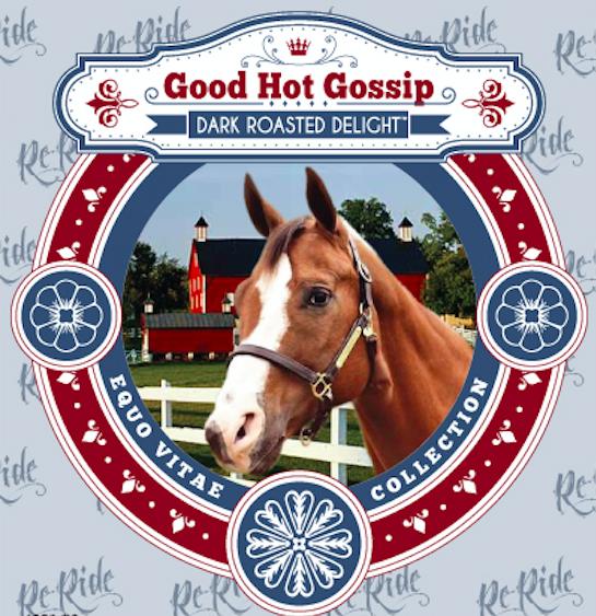 Good Hot Gossip Dark Roasted Delight.