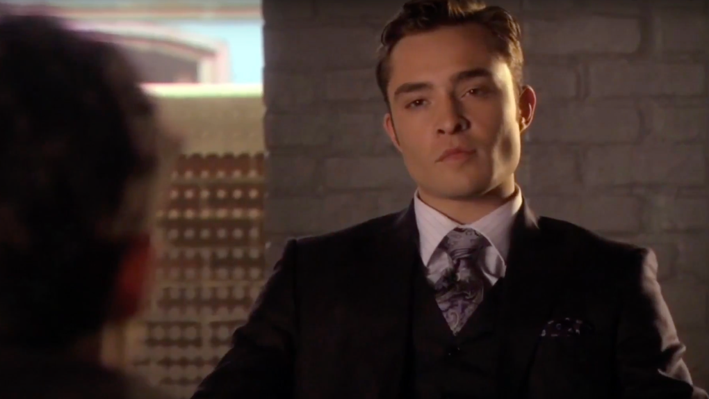 8 Hottest Chuck Bass Moments From \'Gossip Girl\' That Made Us.