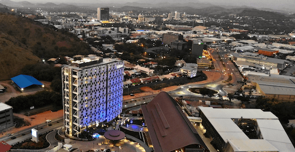 Hilton Hotel opening in Port Moresby a \'key story\' for Papua.