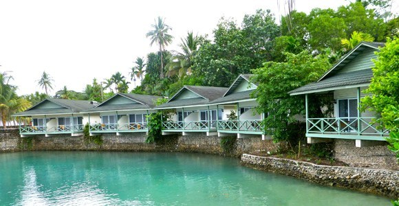 Papua New Guinea bucket list: Madang Resort.