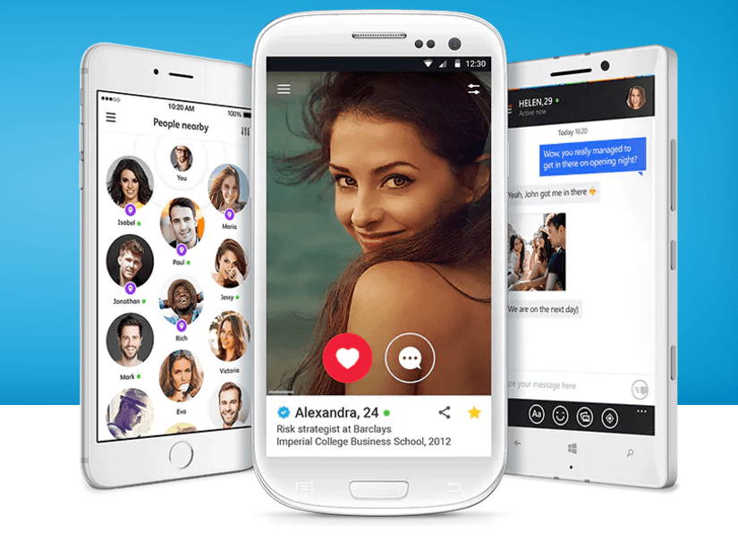 Wait, Tinder isn\'t the biggest dating app in the world?.
