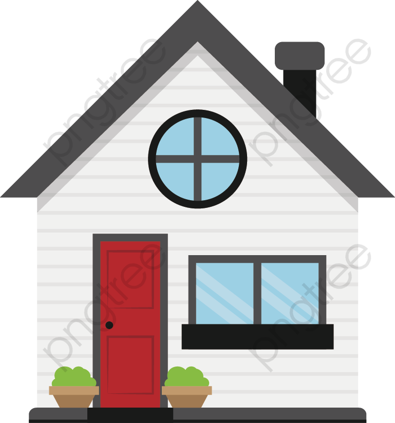 House Building, House, Residential, Houses PNG and Vector.