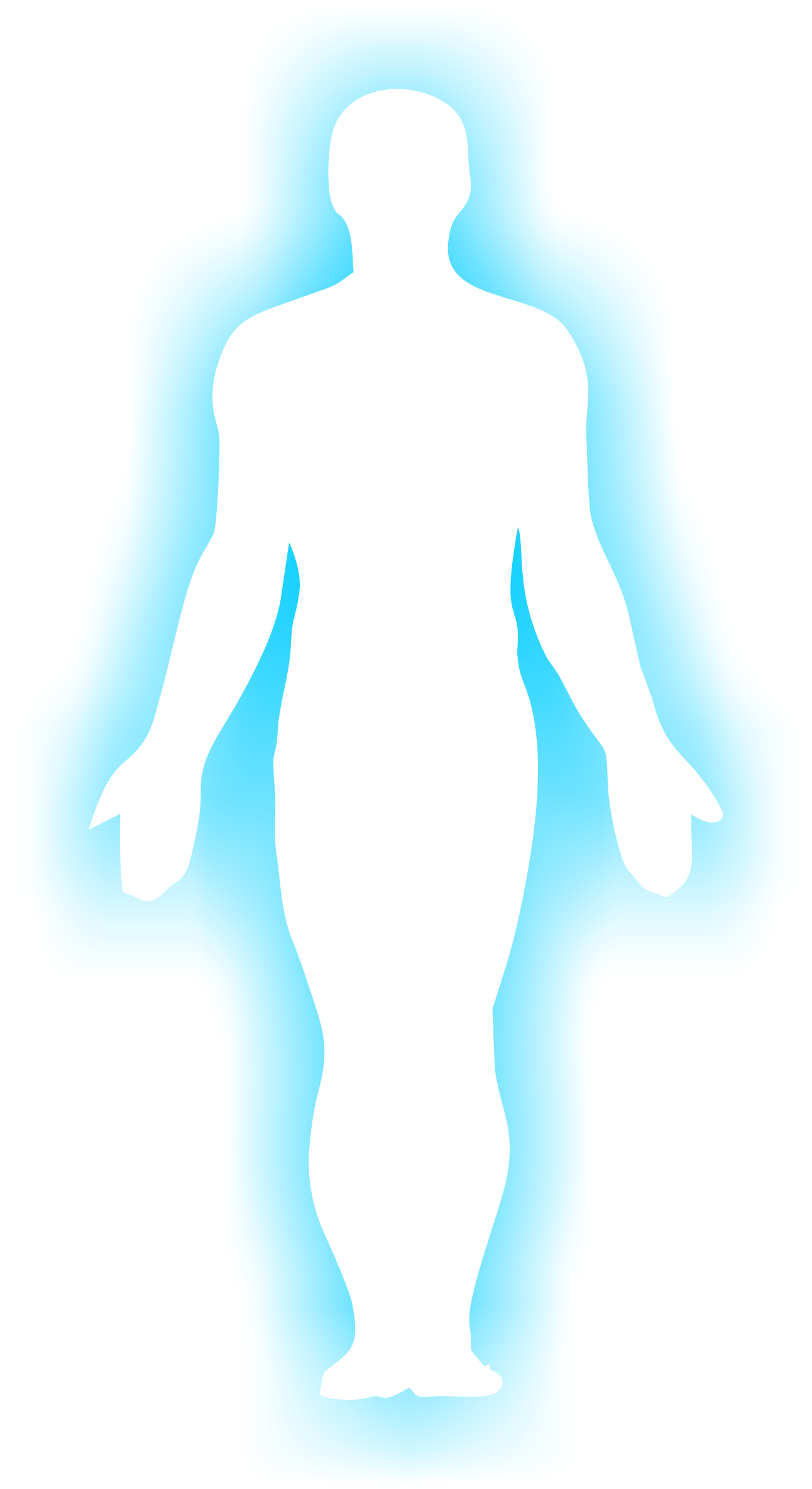 PNG Human Body Outline Transparent Human Body Outline.PNG.