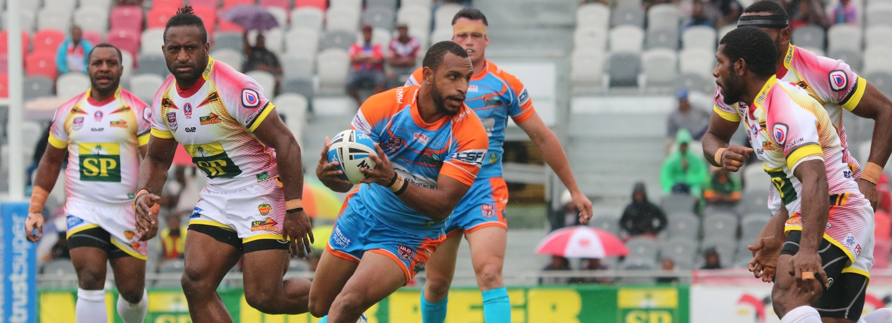 Perfect Pride deny PNG Hunters.