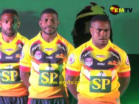 SP PNG Hunters to Face NRL's Brisbane Broncos this Saturday.