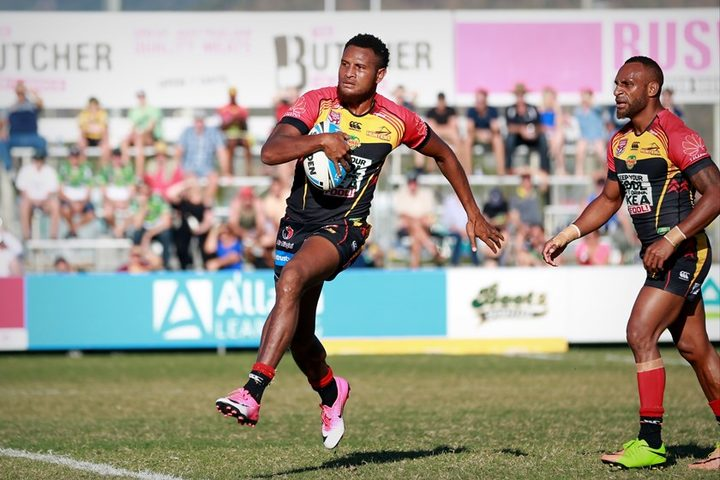 Sport: PNG Hunters release two more players.