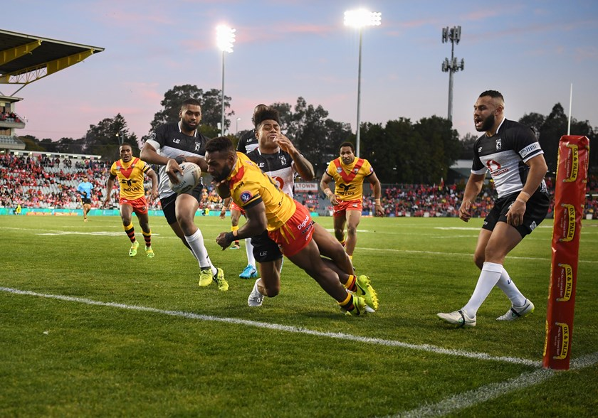 Year in Review: PNG Hunters.