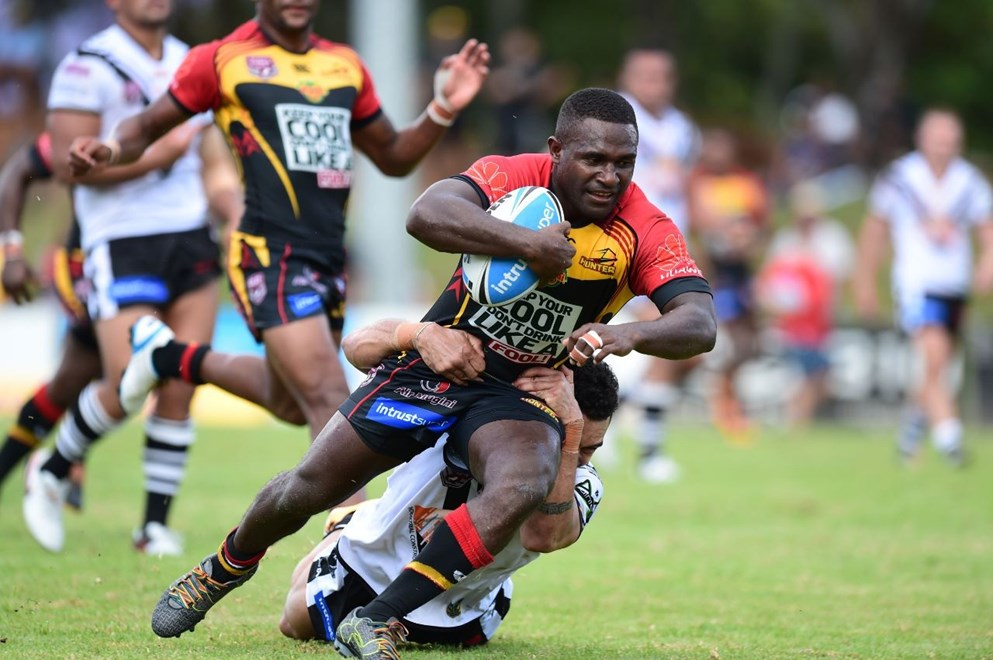 Boas the best of the PNG Hunters.