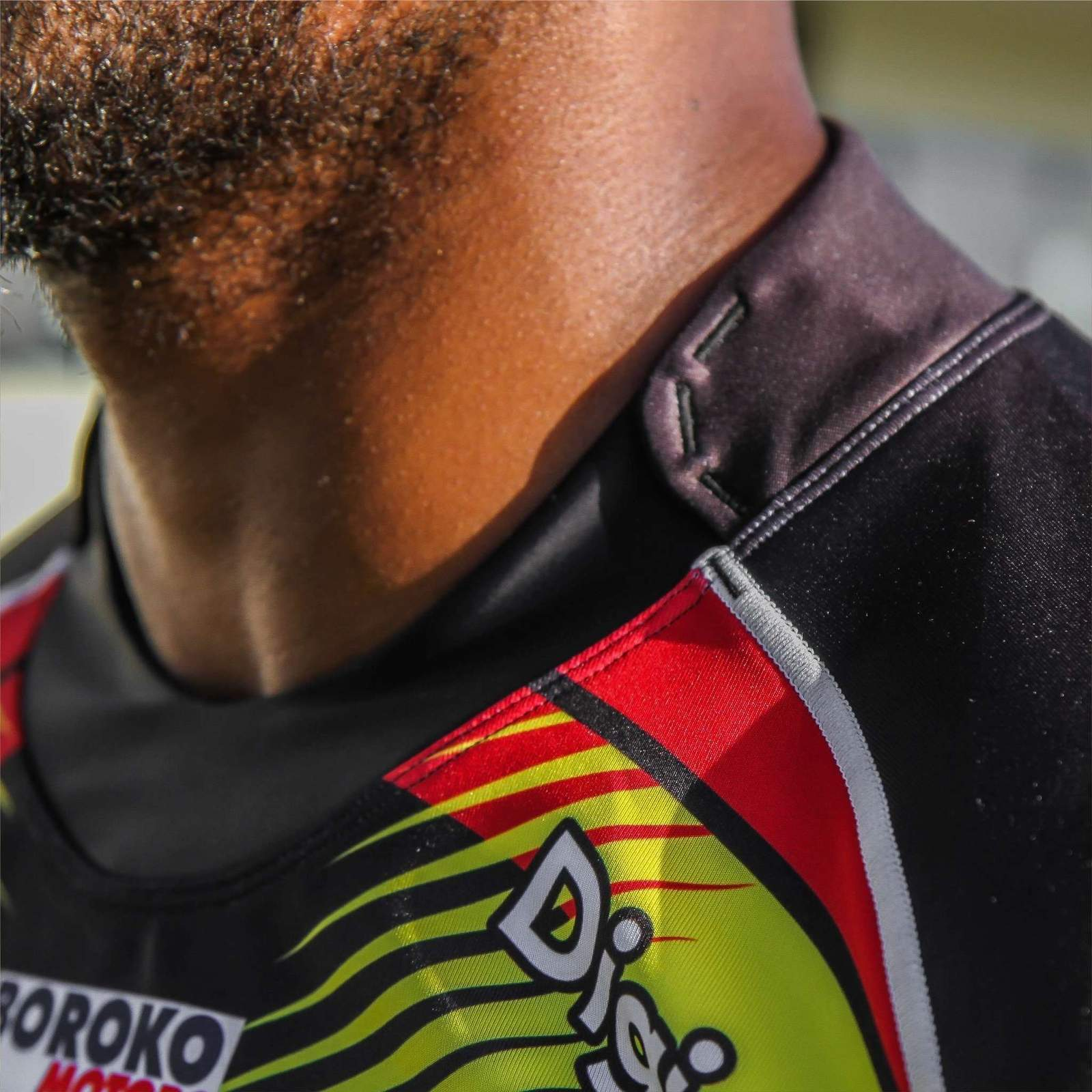 2018 SP PNG Hunters Replica Away Jersey.
