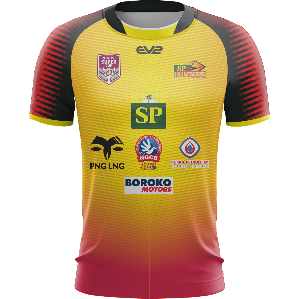 2019 SP PNG Hunters Training Tee.