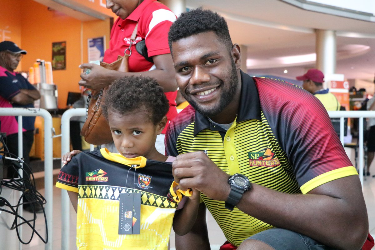 SP PNG Hunters.