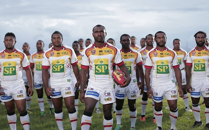 Sport: PNG Hunters overhaul squad for 2017.
